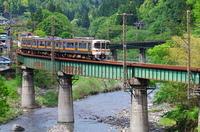 飯田線、渡らずの鉄橋