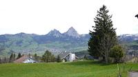 スイスの郊外風景