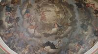 世界遺産ザンクト・ガレン修道院の天井画