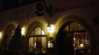 ローテンブルクのホテル外観