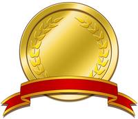 メダルとリボン1