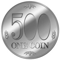 ワンコイン500 正面