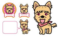 ヨークシャーテリア 犬 子犬