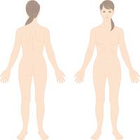 人体図_裸