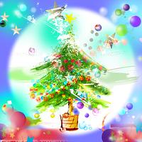 CG/クリスマスツリー