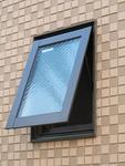 スライド式の窓