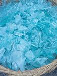 ガラス細工の材料