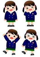 幼稚園児 女の子