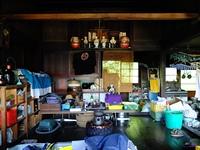 旧家の居間