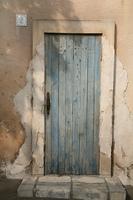 ヨーロッパ風の扉