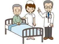 高齢者の入院