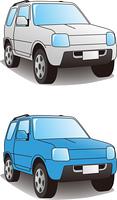 自動車SUV