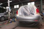 乗用車の修理