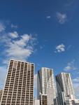 東京臨海エリアの高層マンション