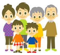 家族 二世帯
