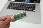 PCメモリとノートパソコン