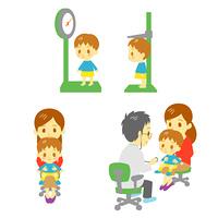 小児科 幼児 健康診断