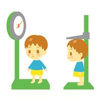 小児科 幼児 身体測定
