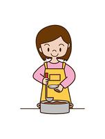 主婦の料理