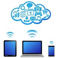 デバイスとクラウドのアプリ