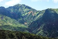 夏の富良野岳