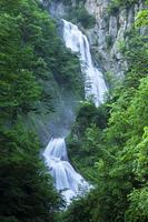 初夏の羽衣の滝