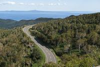 秋の知床横断道路と北方領土