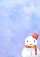 雪だるま右端