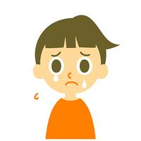 女の子 泣く 涙