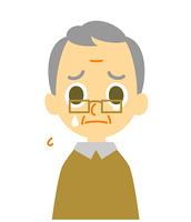 おじいさん 泣く 涙