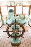 船の操舵室