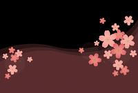 夜桜 バックグラウンド