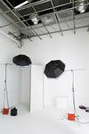 写真の撮影スタジオ