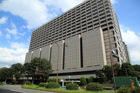 東京・霞が関の裁判所合同庁舎