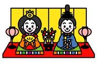 雛祭り 京都風