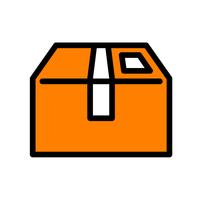 荷物 段ボール箱