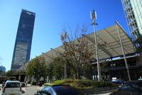 東京駅・八重洲口のグランルーフ