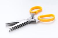 Shredder scissors