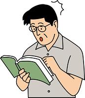 本を読んで気づいた50代男性