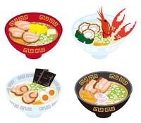 北海道ラーメン 四種類セット