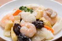 中華料理 八宝菜
