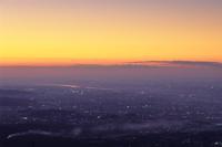 静寂な関東平野、Silence Kanto Plain