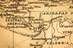古地図 パナマ