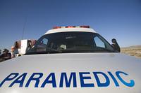 Paramedic ambulance