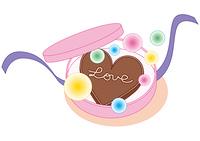 バレンタイン かわいいチョコ
