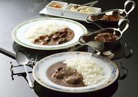 神戸牛と米沢牛カレー
