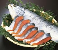 銀毛 新巻鮭