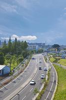 三郷市の景色