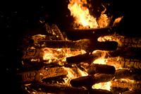 炎と火の粉