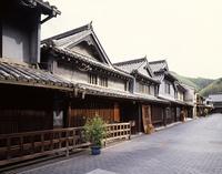 町並み(竹鶴酒造)